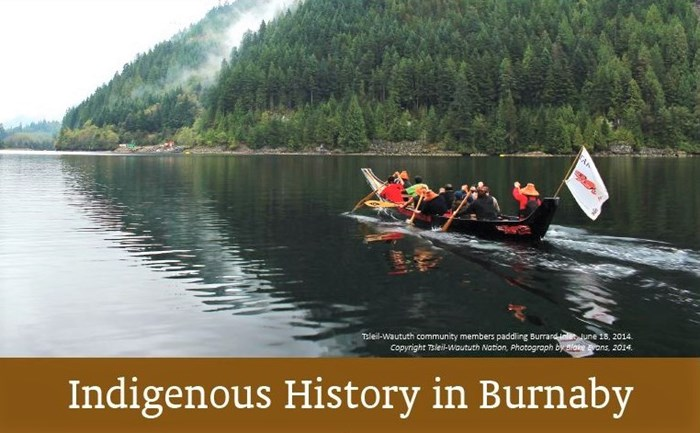 Indigenous History in Burnaby Resource Guide
